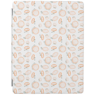 Pumpkin Love iPad Cover