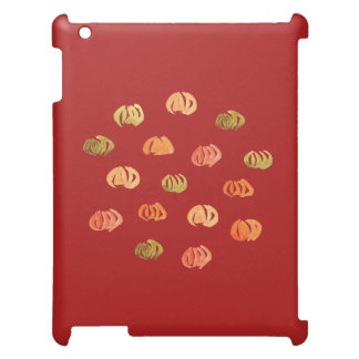 Pumpkin Matte iPad Case