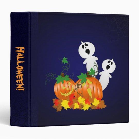 Pumpkin Patch Avery Binder