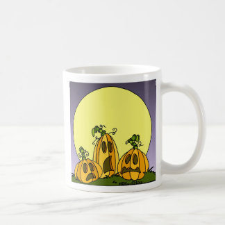 Pumpkin Patch Basic White Mug