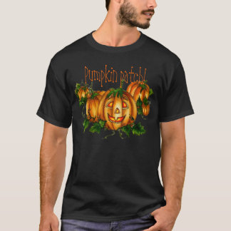 PUMPKIN PATCH by SHARON SHARPE T-Shirt