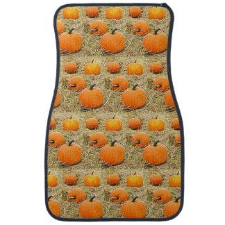 Pumpkin Patch Car Mat