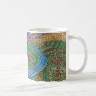 Pumpkin Patch Classic White Coffee Mug