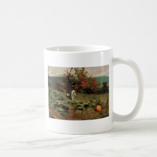 pumpkin-patch coffee mug