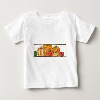 Pumpkin Patch - Fall Pumpkin Designs Baby T-Shirt