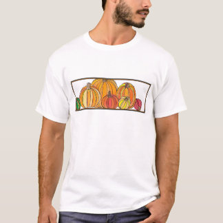 Pumpkin Patch - Fall Pumpkin Designs T-Shirt