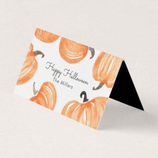 Pumpkin Patch Halloween Goodie Bag Tag