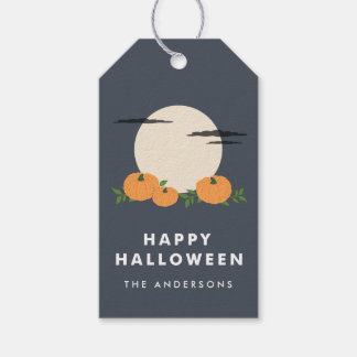 Pumpkin Patch Halloween Pack Of Gift Tags