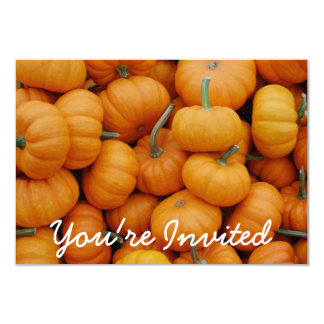 Pumpkin Patch Halloween Party Invitations