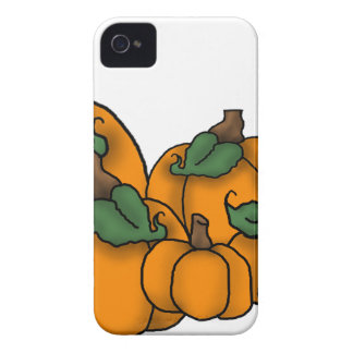 pumpkin patch iPhone 4 cover