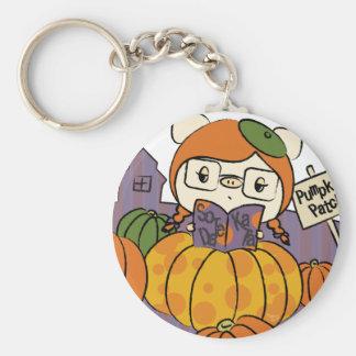 Pumpkin Patch Keychains