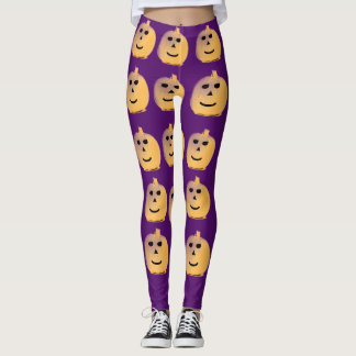Pumpkin Patch Leggings