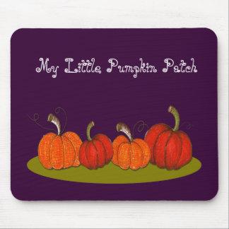 Pumpkin Patch Mouse Pad