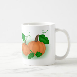Pumpkin Patch Mug