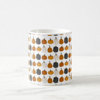 Pumpkin Patch! Classic White Coffee Mug