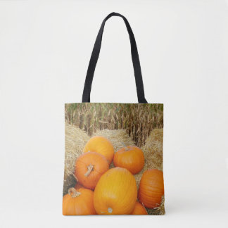 Pumpkin Patch Style Tote Bag