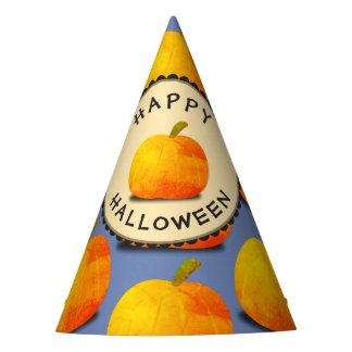 Pumpkin Pattern Halloween Party Hat