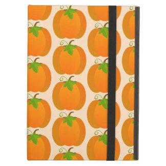 Pumpkin pattern iPad air cover