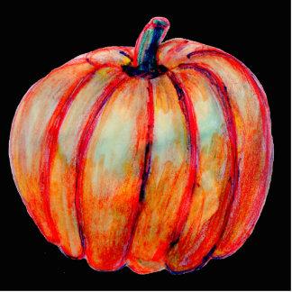 Pumpkin Photo Sculpture