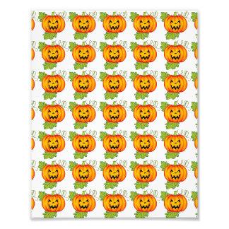 Pumpkin Photographic Print