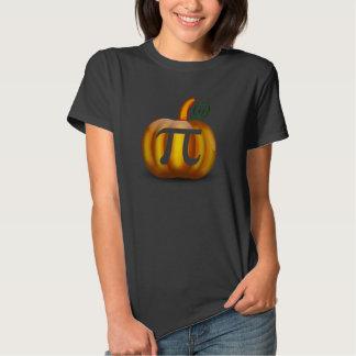 Pumpkin pi t-shirts