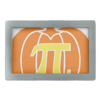 Pumpkin Pie Belt Buckle