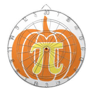 Pumpkin Pie Dartboard