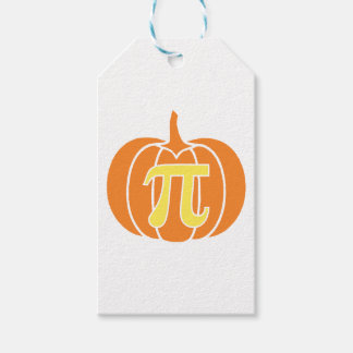 Pumpkin Pie Gift Tags