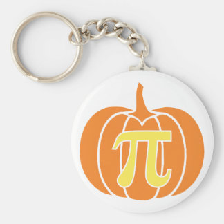 Pumpkin Pie Keychain