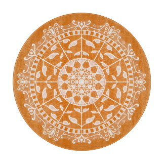 Pumpkin Pie Mandala Boards