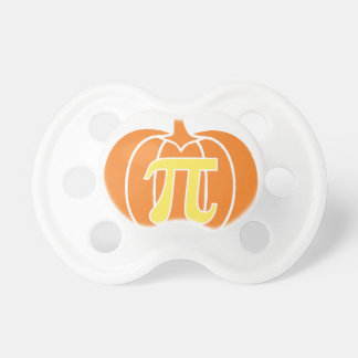 Pumpkin Pie Pacifier