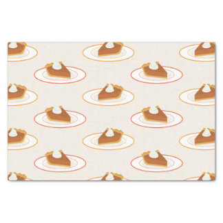 Pumpkin Pie Party Tissue Paper