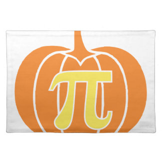 Pumpkin Pie Placemat