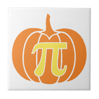 Pumpkin Pie Tile