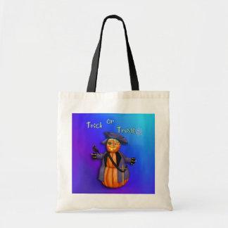 Pumpkin Pirate Tote Bag