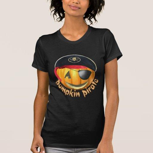 Pumpkin Pirate T-shirt