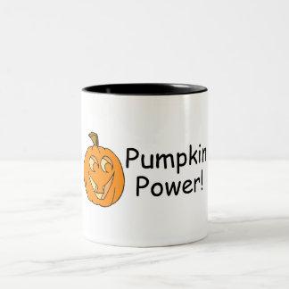 Pumpkin Power Coffee Mug