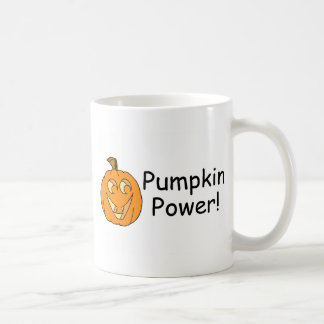 Pumpkin Power Mug