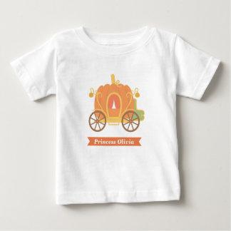 Pumpkin Princess Carriage Cinderella Fairytale T-shirt