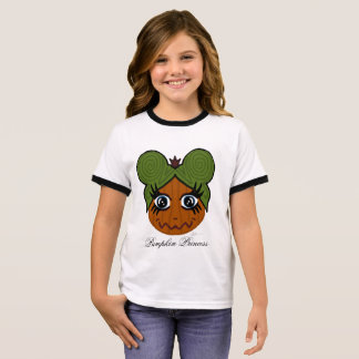 Pumpkin princess ringer T-Shirt