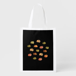 Pumpkin Reusable Bag