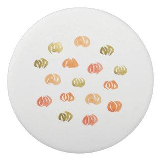 Pumpkin Round Eraser