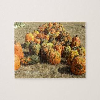 Pumpkin Sale Puzzle