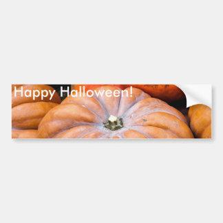 Pumpkin Season Bumper Sticker