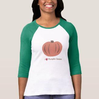Pumpkin Season T Shirts