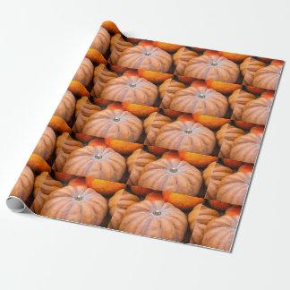 Pumpkin Season Wrapping Paper