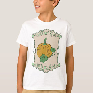 Pumpkin Sign T-Shirt