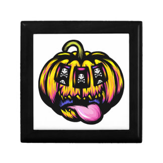 Pumpkin Slot Gift Box