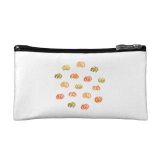 Pumpkin Small Cosmetic Bag