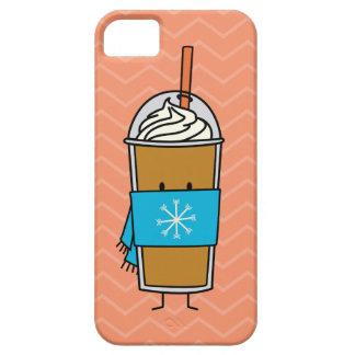 Pumpkin Spice Cold Latte iPhone 5 Cover